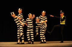 Modern dance classes in Carlisle, Cumbria