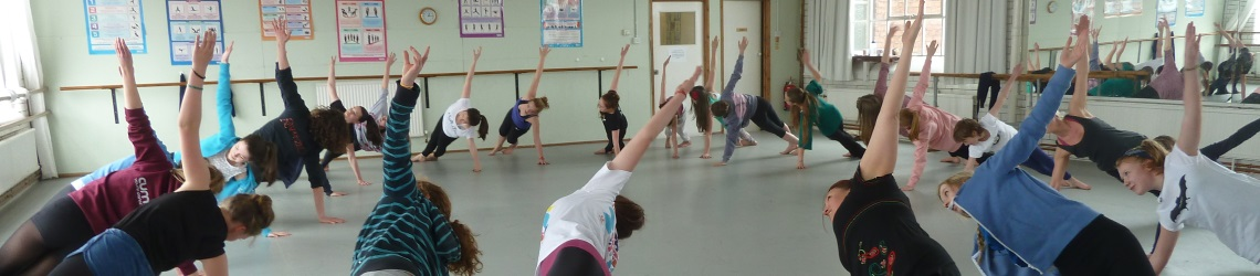 GCSE, AS and A-Level dance classes in Carlisle